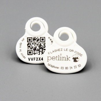 Médailles Petlink (Boîte de 10)